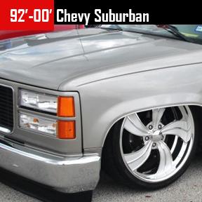 92'-00' Chevy Suburban