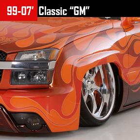 "99'-07' Classic ""GM"""