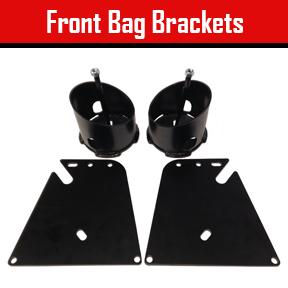Front Bag Brackets
