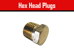 Hex Head Plugs