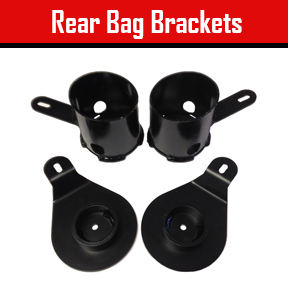 Rear Bag Brackets