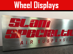 Wheel Displays