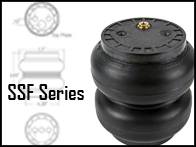 "SSF Series with integrated 3/8"" Push Connect Fittings"