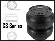 SS Series 250 PSI Airsprings