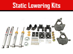 Static Lowering Kits